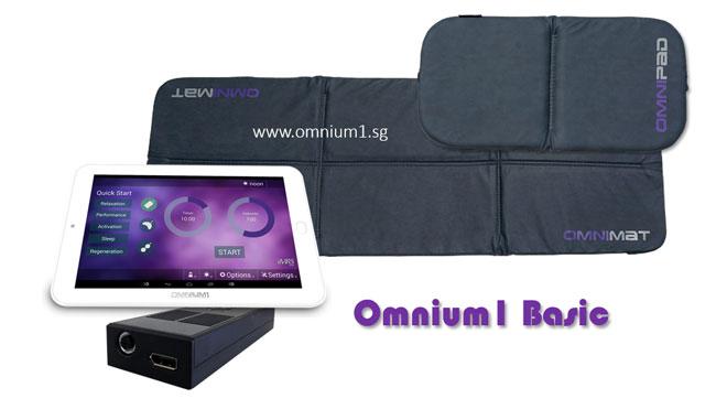 iMRS Omnium1 Basic Bundle