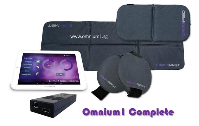 iMRS Omnium1 Complete Bundle